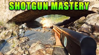 12G Automatic Shotgun Mastery - Getting Gold! | Battlefield V