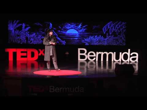 Intelligent textiles | Lauren Bowker | TEDxBermuda