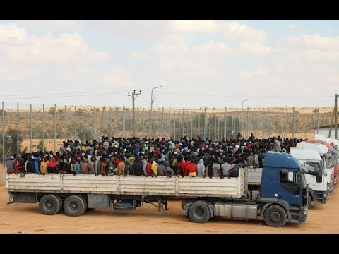 'Disastrous' conditions for migrants displaced by Libya clashes, official says