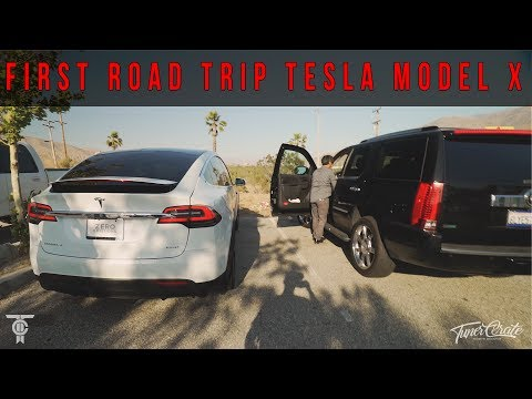 First Road Trip Tesla Model X Review