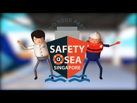 Maritime and Port Authority of Singapore - Ferry Safety Animation