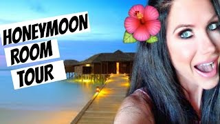 HONEYMOON HOTEL ROOM TOUR