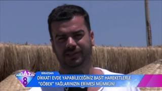 Ege'nin İncisi Çeşme'nin En  Ünlü Plajı Altınkum'dan Tatil Manzaraları