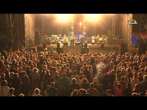 Tarrus Riley & Dean Frazer & Black Soil Band - Live @ Regałowisko 2012