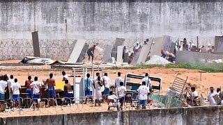 Brezilya'da yine cezaevi isyanı
