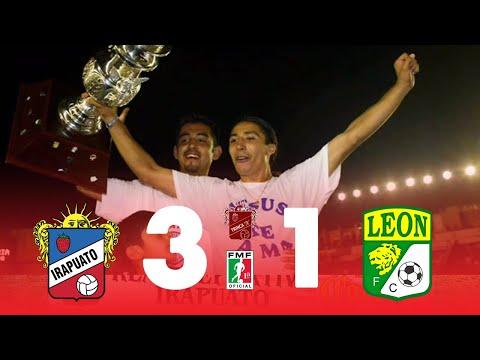 Irapuato vs León Final Ascenso 2003 +Deporte