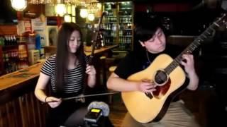 Vén rèm châu - sự kết hợp giữa đàn nhị (đàn cò) và guitar quá hay