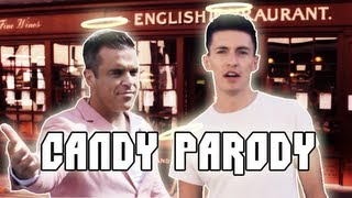 Robbie Williams - Candy PARODY