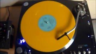 Depeche Mode - Behind The Wheel (Beatmasters Mix) Yellow Vinyl