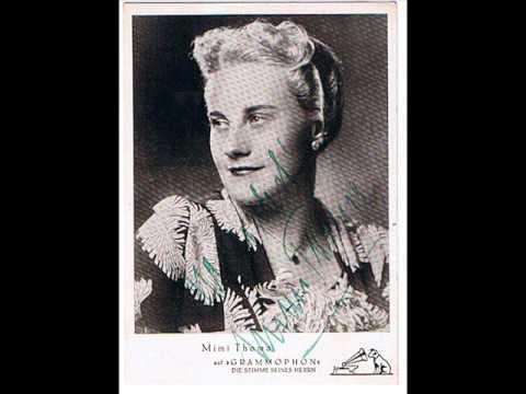 Lieber Soldat  Mimi Thoma  Lutz Templin 1941