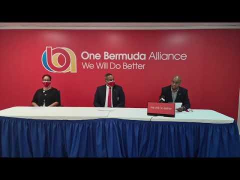 OBA Press Conference, September 22 2020