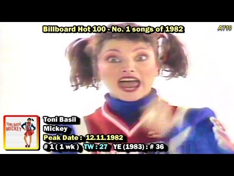 Billboard Hot 100 #1 Songs of 1982 1080p HD