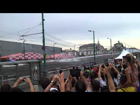 Moscow F1 Demo