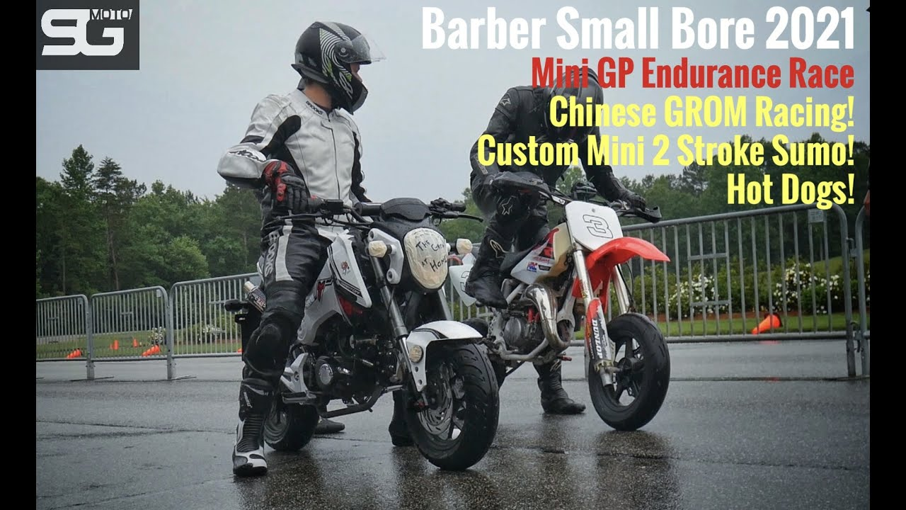 Barber Small Bore 2021 - A Review