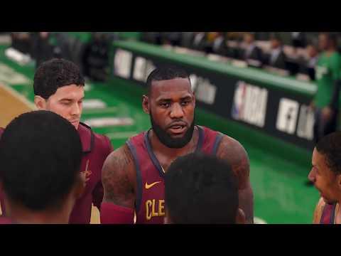 NBA LIVE 2018 Playoffs Cleveland Cavaliers vs Boston Celtics NBA Game 1 Eastern Finals | NBA LIVE 18