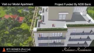 Reliance Residencies - Project Funded by NDB Bank
