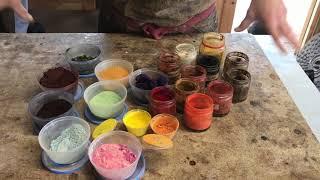 Pigments part 1