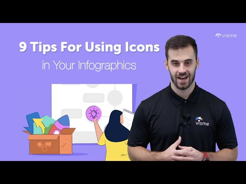 How to Use Icons for Infographics: 9 Tips for Infographic Icons