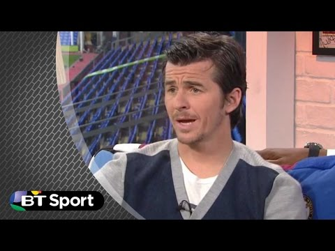 Joey Barton talks red cards and fights | BT Sport