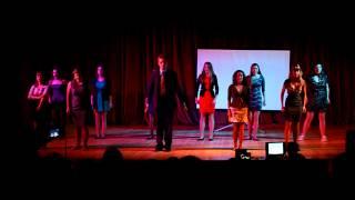 Танец Истфак 2 курс)