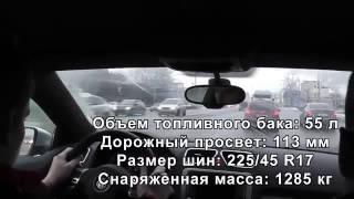 Volkswagen Scirocco тест драйв