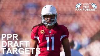 Fantasy football 2017: ppr - top targets by round