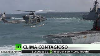 Fuerza Armada venezolana escoltará en sus aguas territoriales llegada de buques petroleros iraníes