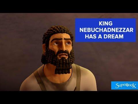 King Nebuchadnezzar Has A Dream - Superbook