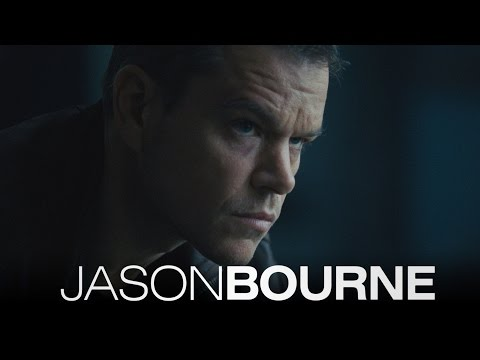 JASON BOURNE - First Look (HD)