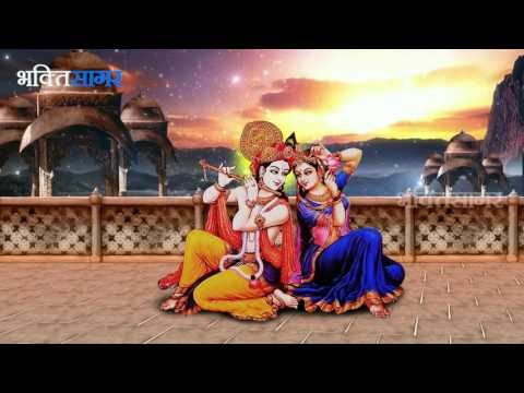 Shri Krishna Bhajan | Vrindavan So Van Nahin | Bhakti Sagartv