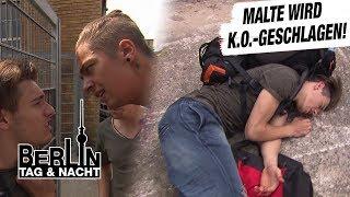 Berlin - Tag & Nacht - Malte wird K.O. geschlagen! #1509 - RTL II