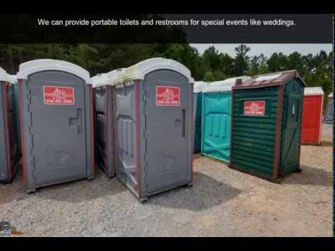 Able Portable Toilets & Septic Service   Glencoe, AL   Toilets & Septic