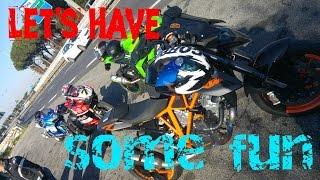 1# Motovlog/Uscita di Gruppo. E' DOMENICA!?= MOTO! -Panigale 1199-