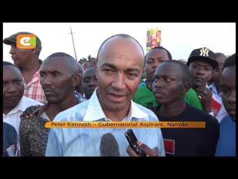 Sonko, Kenneth clash in Dagoretti constituency