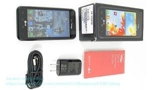 LG Enact VS890 Review LTE Verizon CDMA Android Smartphone