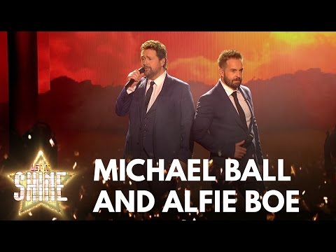 Michael Ball & Alfie Boe perform a medley of songs from Les Miserables - Let It Shine 2017