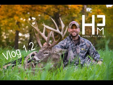 Bowhunting Illinois Whitetails - Big Buck Down (HPM Vlog 1.2)