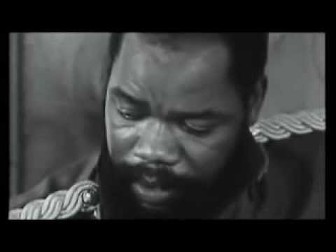 Chukwuemeka Ojukwu Interviewed Prior to the Biafran War