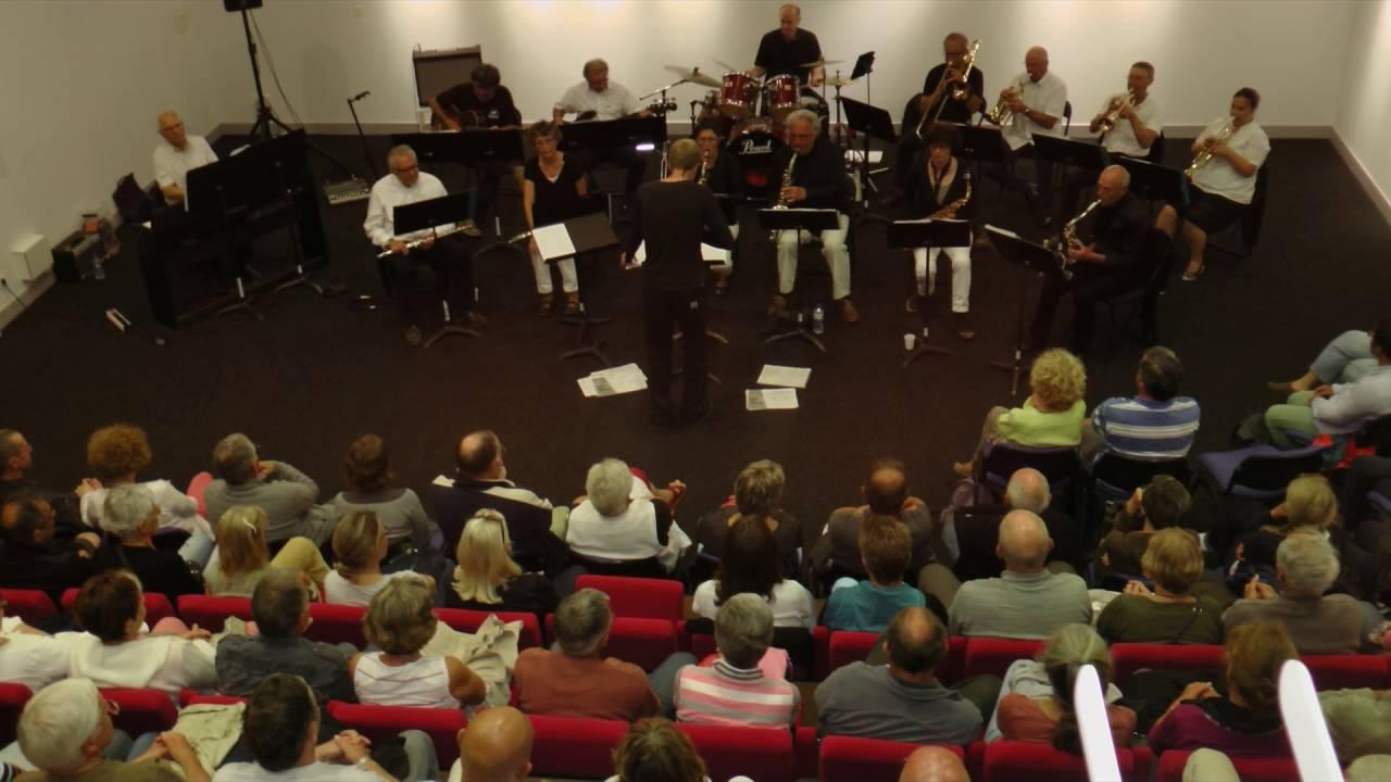 F te de la musique concert du big band de saint hilaire de riez youtube - Mediatheque saint hilaire de riez ...