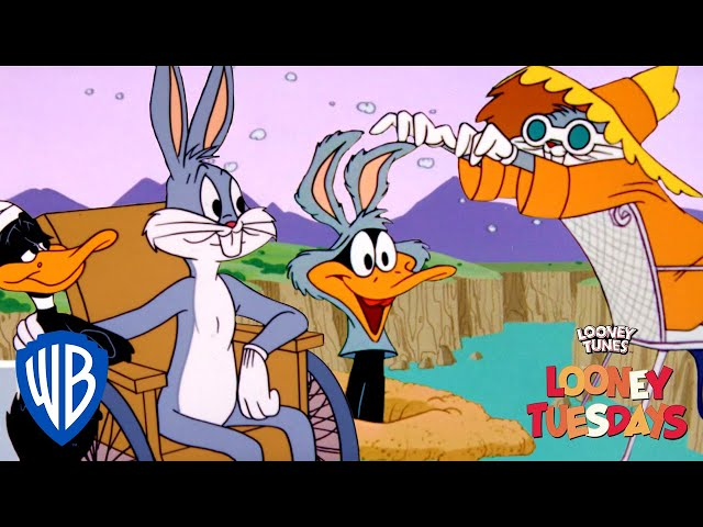 Looney Tuesdays | Iconic Duo: Bugs and Daffy | Looney Tunes | WB Kids