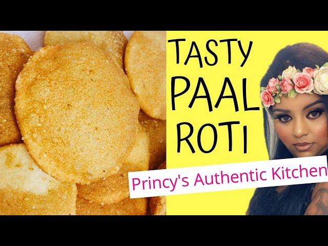 இலங்கையின் சுவை மிக்க பால் ரொட்டி   Paal Roti   How To Make Jaffna Style Paal Roti