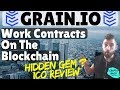[Grain ICO Review] The Blockchain Solution For HR & Labor Contracts ||Undercover Gem?||