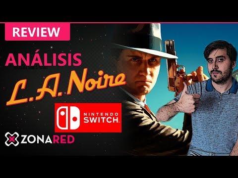 LA Noire ANÁLISIS / REVIEW Nintendo Switch: Rockstar debuta en la consola de Nintendo