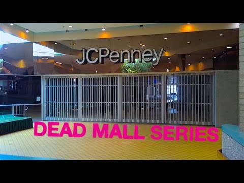 DEAD MALL SERIES : Vintage 70s SIGNAL HILL MALL : Statesville, NC