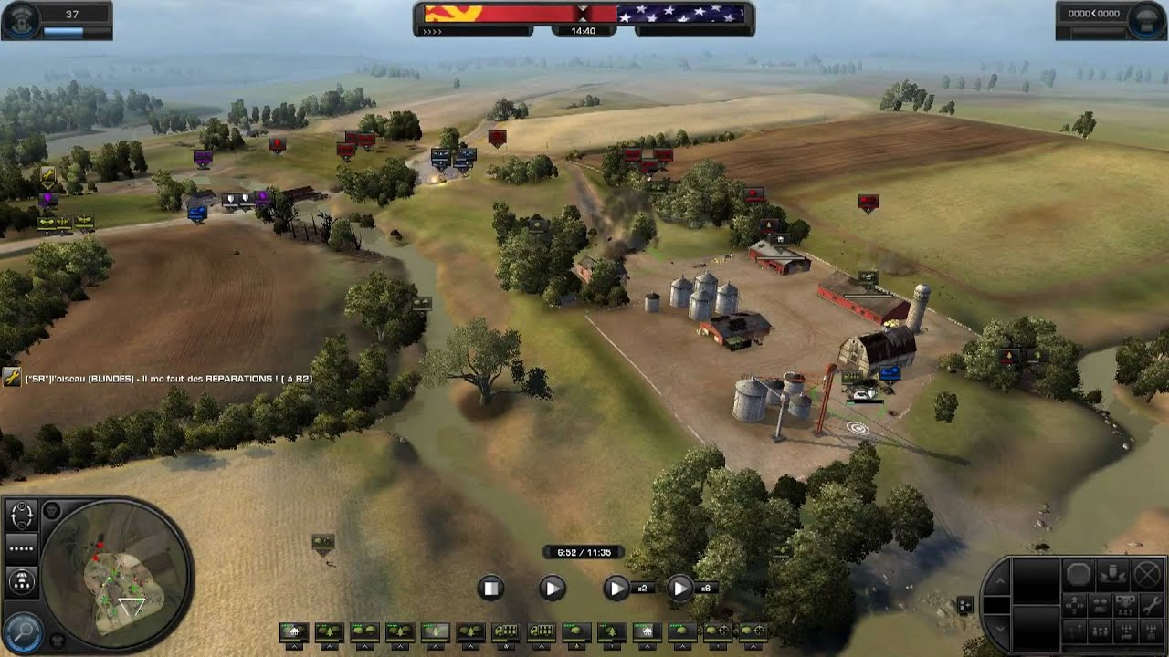 Download World In Conflict multiplayer clan matchmode srit 5v5