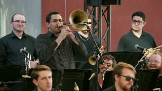 Stupid - Marlonius Jazz Orchestra live @ Festival of Arts