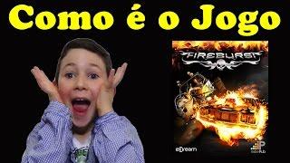 Como é o jogo Fireburst? Confira tudo sobre o Game Fireburst!