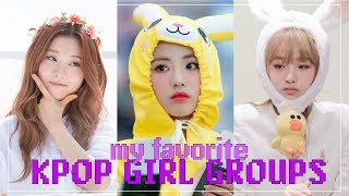 Baixar My Favorite KPOP Girl Groups || TOP 20