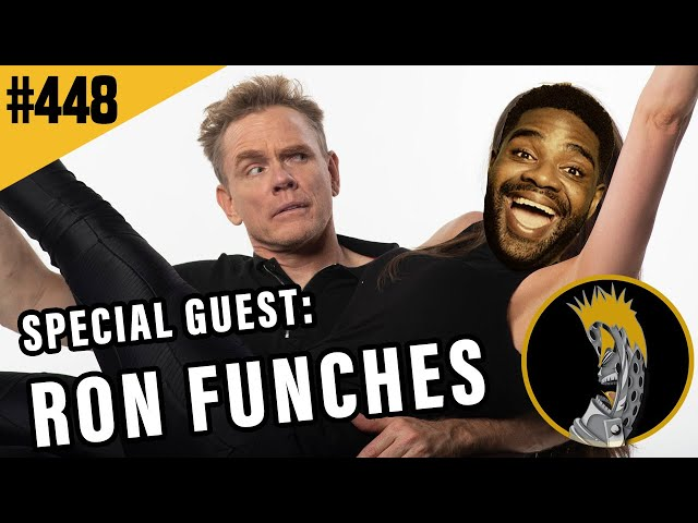 Titus Podcast #448 | w/ Special Guest Ron Funches (FULL PODCAST)