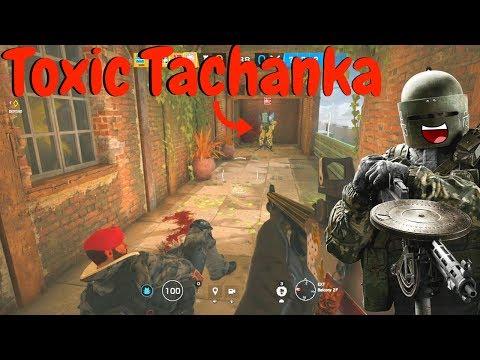 The TOXIC Side of Rainbow Six Siege